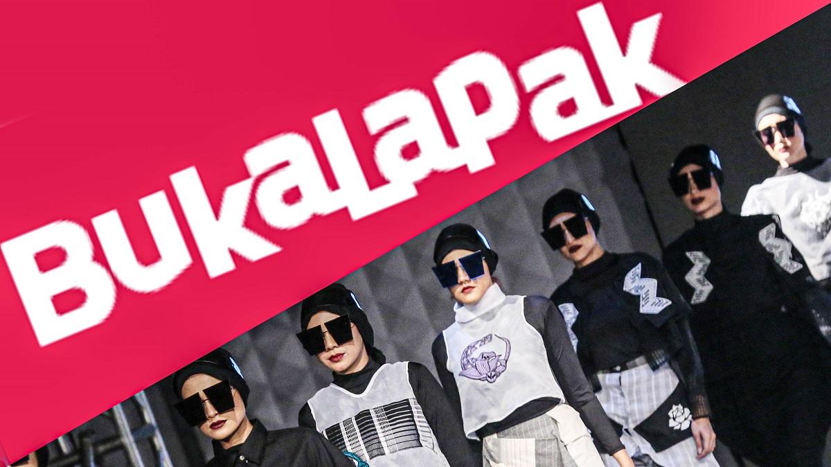 Bukalapak - một trong 3 nên tảng thương mại điện tử lớn nhất Indonesia.