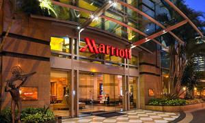 Grab và Marriott International hợp tác mảng giao đồ ăn