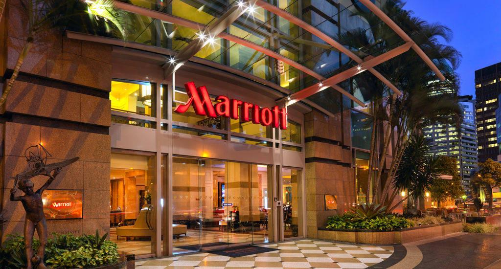 Một nhà hàng của Marriott. Ảnh: Nikkei.