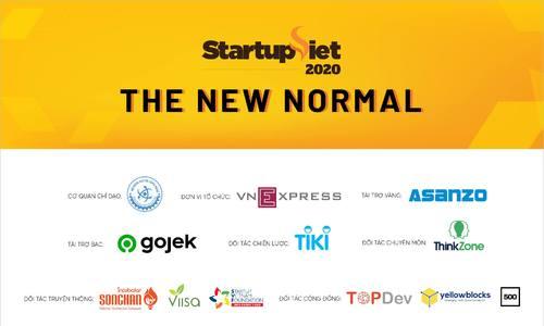 Top 15 Startup Việt 2020 sẽ phản biện trước hội đồng chung khảo
