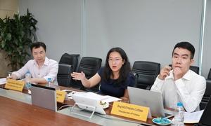 Top 15 Startup Việt 2020 thuyết trình trước hội đồng giám khảo
