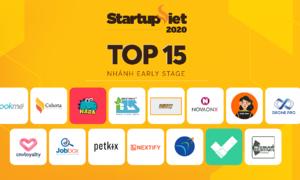 Còn 3 ngày để bình chọn Startup Việt 2020