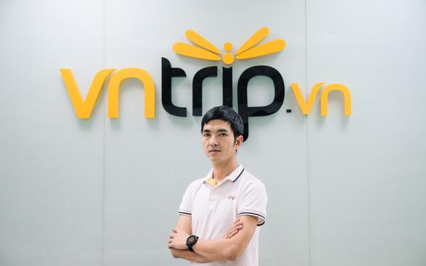 CEO QuickStay Nguyễn Thành Việt. Ảnh: Vntrip