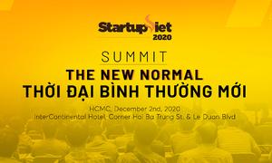 Chung kết Startup Việt 2020 mở cổng bán vé
