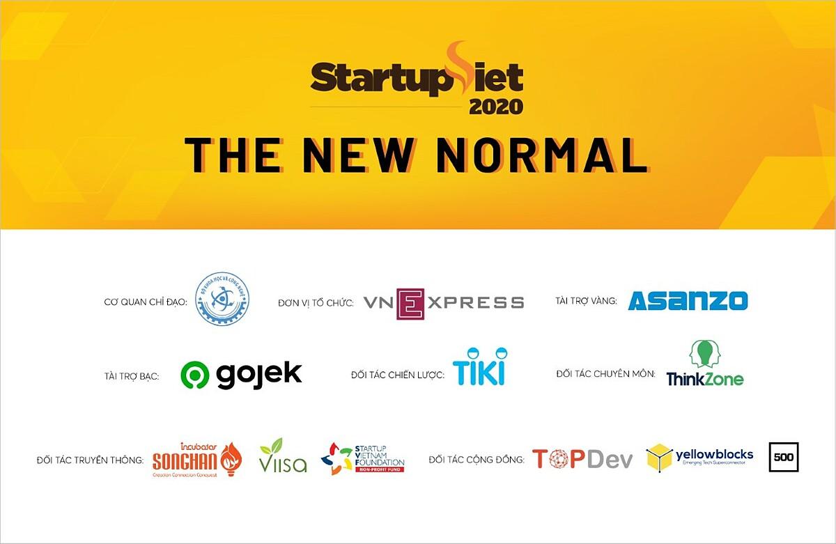 Chung kết Startup Việt 2020 mở cổng bán vé - 2