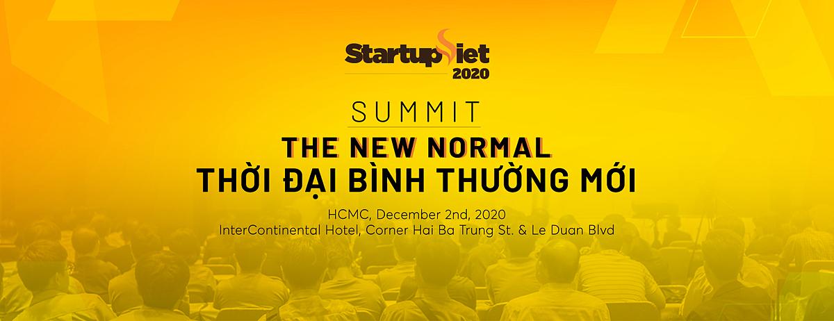 Gala chung kết Startup Việt, diễn ra vào ngày 2/12 tại Gem Center, quận 1, TP HCM.