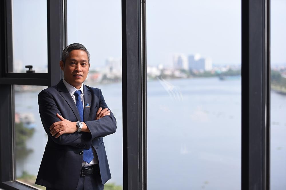 Ông Bùi Ngọc Đức - Tổng giám đốc Công ty Cổ phần Tập đoàn Đất Xanh. Ảnh: BTC.