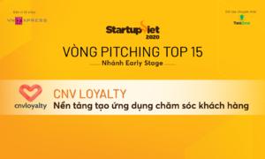 CNV Loyalty - nền tảng tạo ứng dụng chăm sóc khách hàng