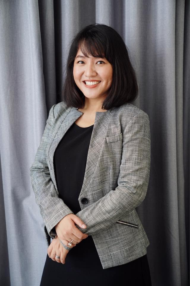 Bà Lê Diệp Kiều Trang, Nhà sáng lập quỹ đầu tư Alabaster. Ảnh: BTC.