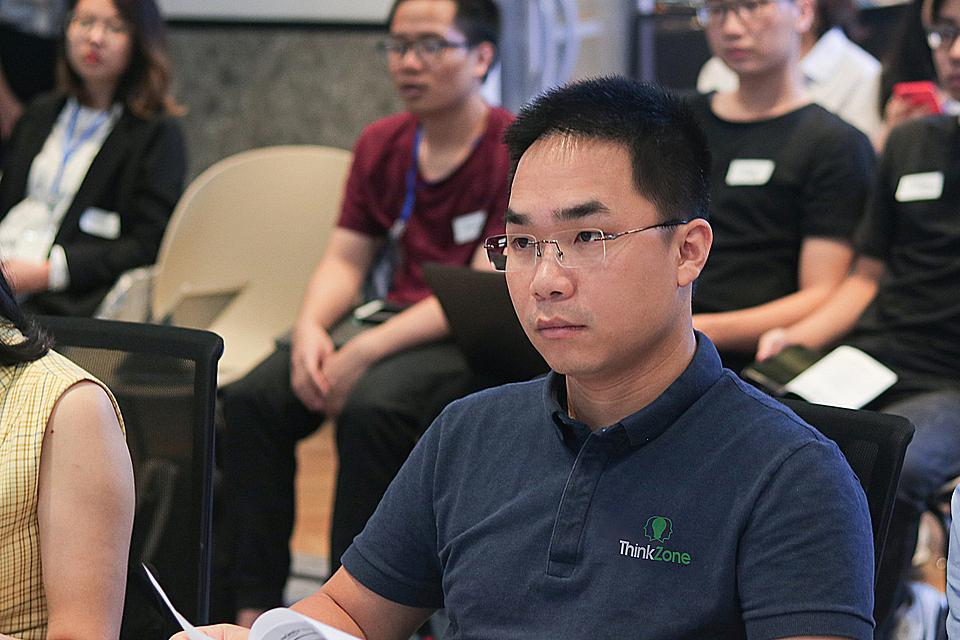 Ông Bùi Thành Đô - đồng sáng lập kiêm Giám đốc quỹ ThinkZone Ventures. Ảnh: BTC.