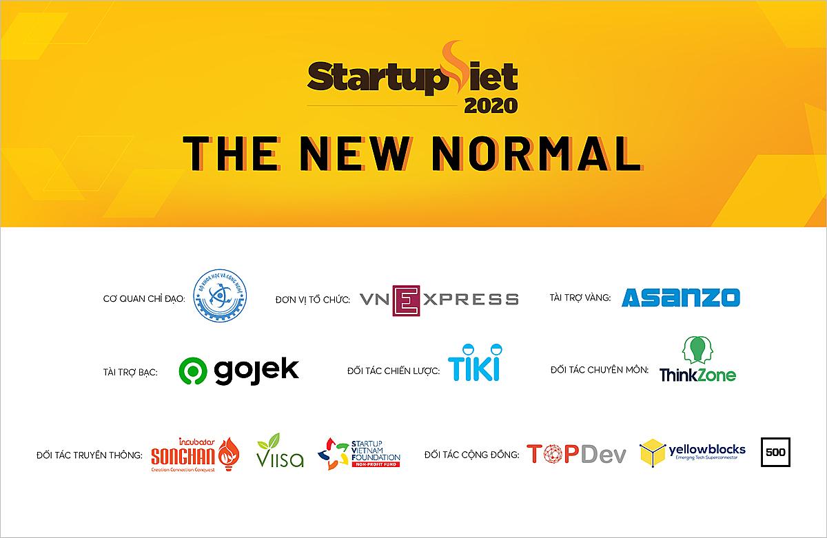 Cơ hội tiếp xúc 30 nhà đầu tư tại Gala Startup Việt 2020 - 12