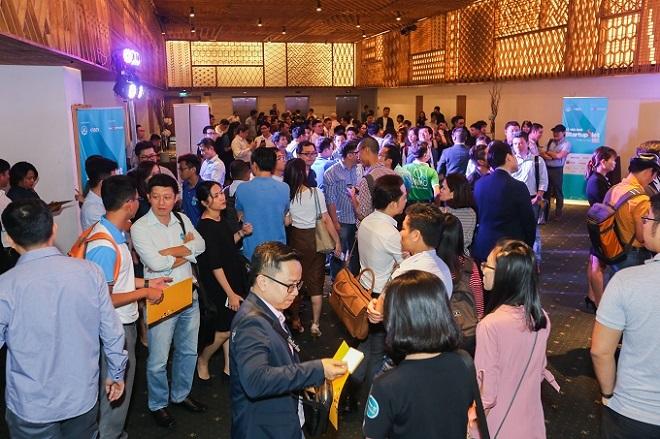 Startup có cơ hội gặp gỡ hàng chục nhà đầu tư trong khu vực và tại Việt Nam để tìm kiếm cơ hội đầu tư.