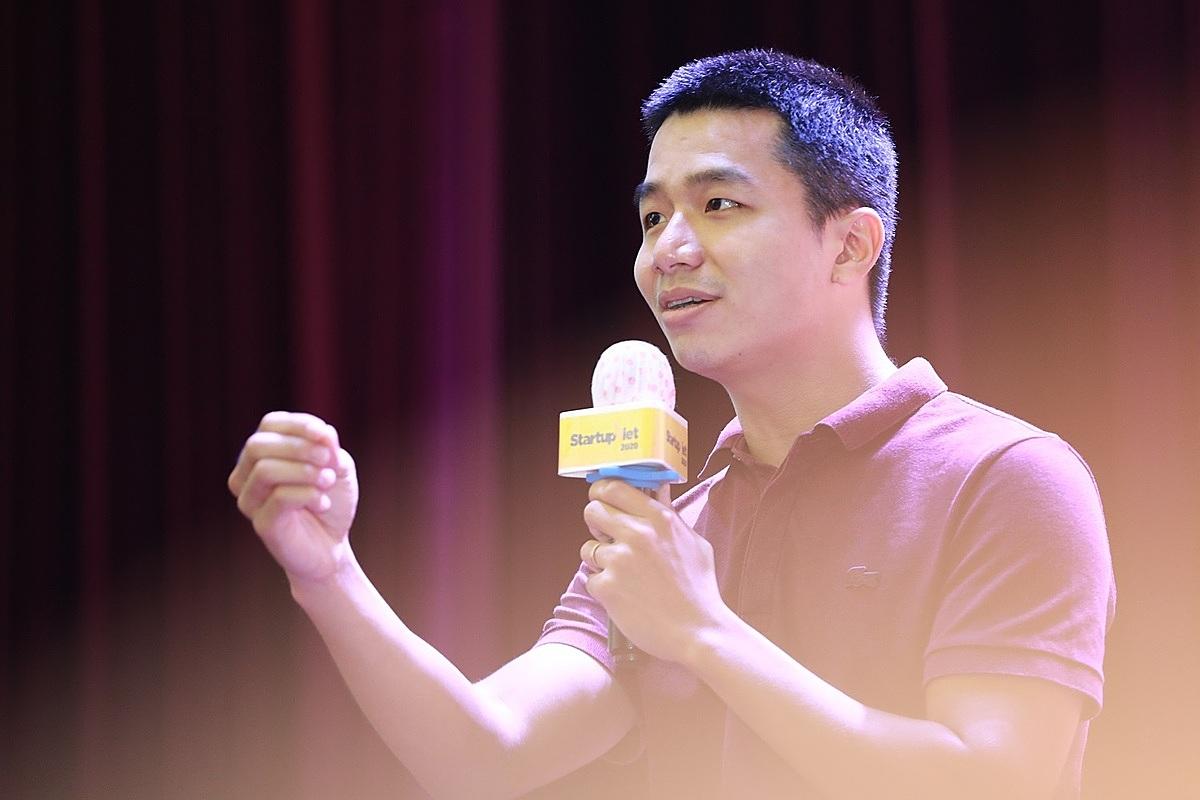 Ông Phan Xuân Cảnh - CEO Việc Có.