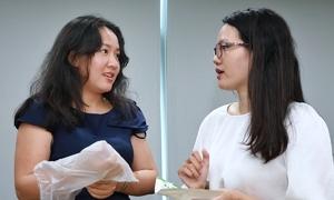 Lê Diệp Kiều Trang: 'Startup nên hướng đến lợi ích lâu dài'