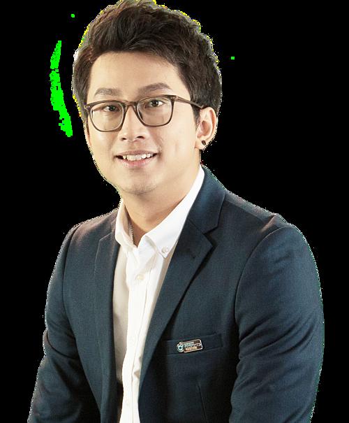 Ông Cris D. Trần - Tổng giám đốc điều hành Infinity Blockchain Ventures. Ảnh: BTC.