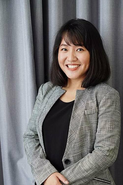 Bà Lê Diệp Kiều Trang, Nhà sáng lập quỹ đầu tư Alabaster.