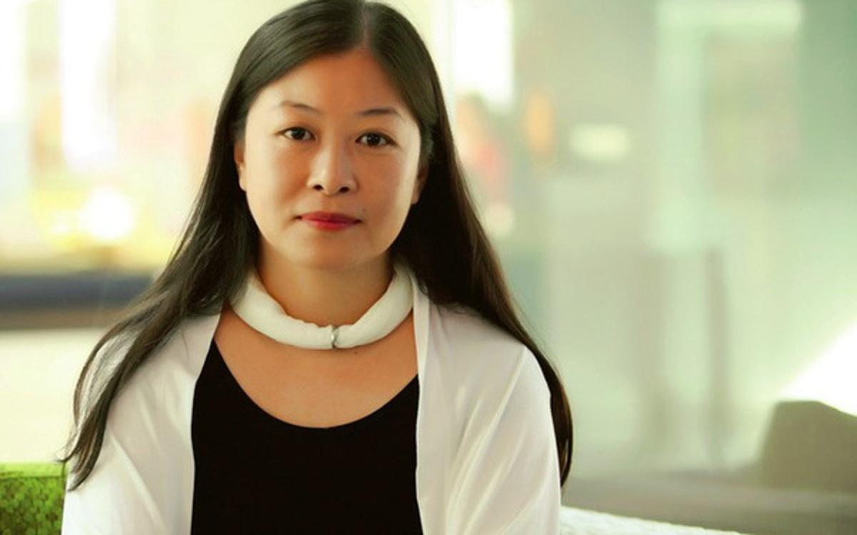 Bà Nguyễn Phi Vân - Chủ tịch Mạng lưới đầu tư thiên thần Việt Nam.