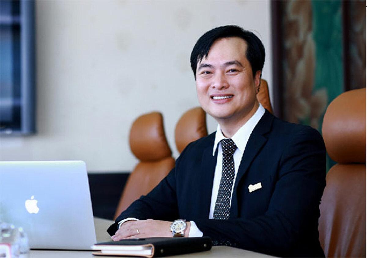Ông Phạm Duy Hiếu - Phó chủ tịch Quỹ SVF.