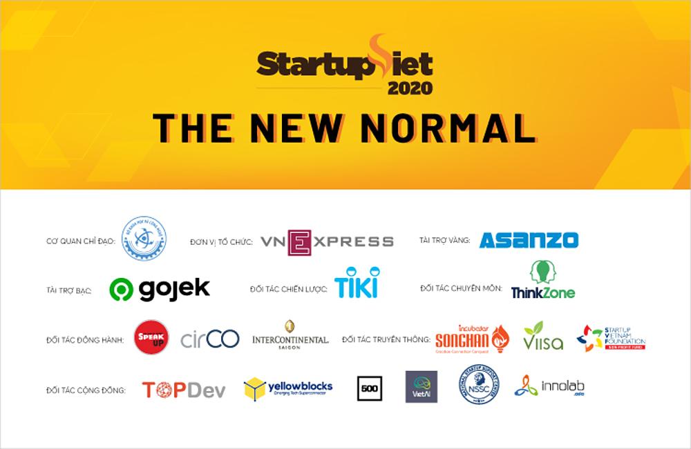 Chuyên gia hiến kế biến nguy thành cơ tại Gala Startup Việt 2020 - 18