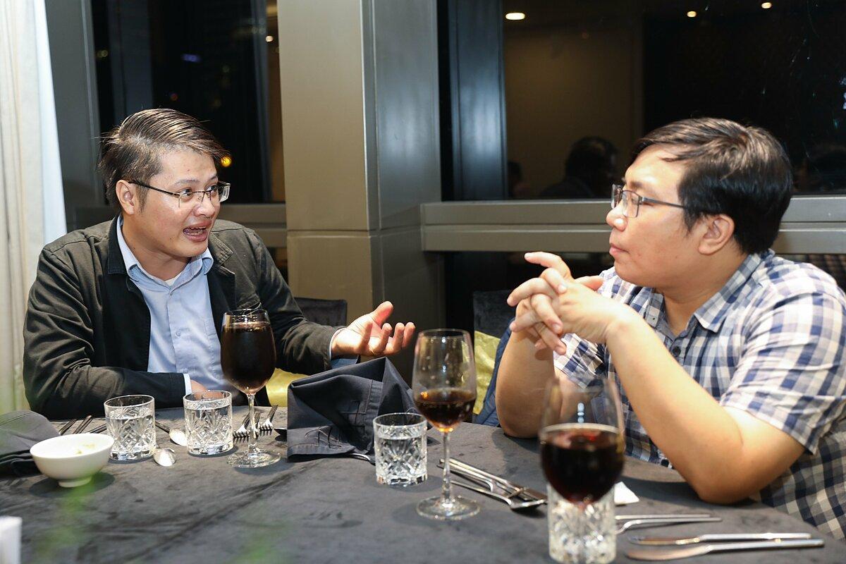 Anh Thomas Phạm - Sáng lập, CEO MiSmart kỳ vọng gặp được nhà đầu tư phù hợp tại sự kiện.