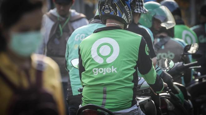 Sự sáp nhập giữa Grab và Gojeck có thể tạo ra thay đổi lớn cho thị trường gọi xe công nghệ. Ảnh: