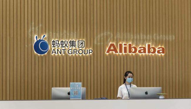 Ant Group chịu nhiều ảnh hưởng sau khi hoãn IPO hồi tháng trước. Ảnh: SCMP.