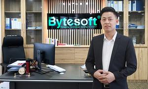 CEO Bytesoft Việt Nam: 'Tôi khao khát đưa công nghệ Việt ra thế giới'