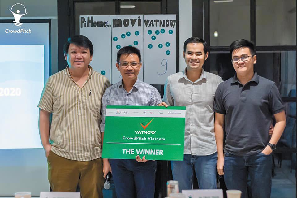 VATNow nhận đánh giá cao từ cộng đồng khởi nghiệp. Ảnh: VATNow.
