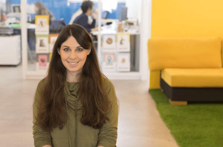 Nhà sáng lập kiêm CEO Iris Shoor. Ảnh: Tech In Asia.
