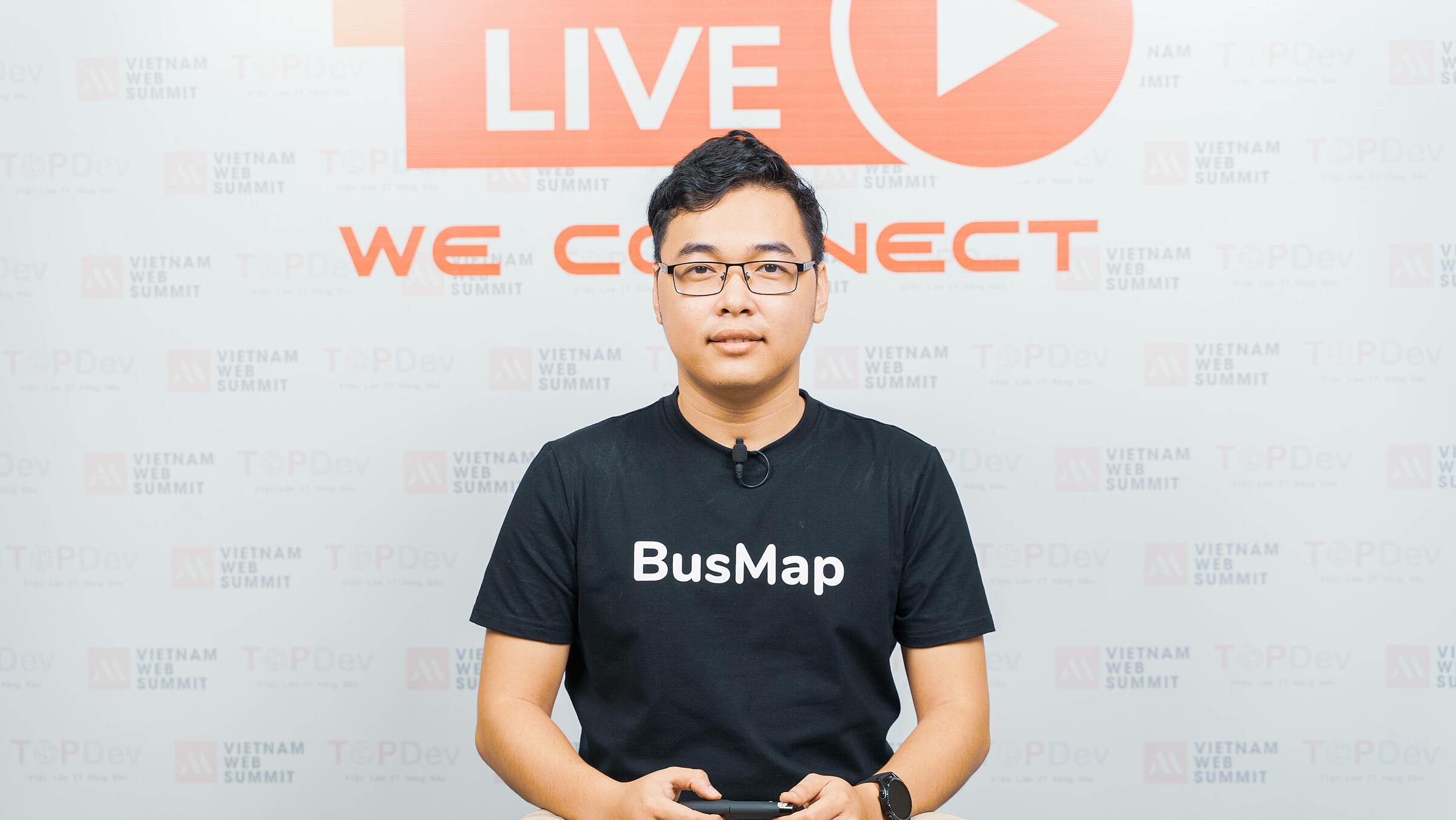CEO BusMap Lê Yên Thanh. Ảnh: NVCC.