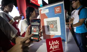 Gojek rót vốn vào ví điện tử LinkAja