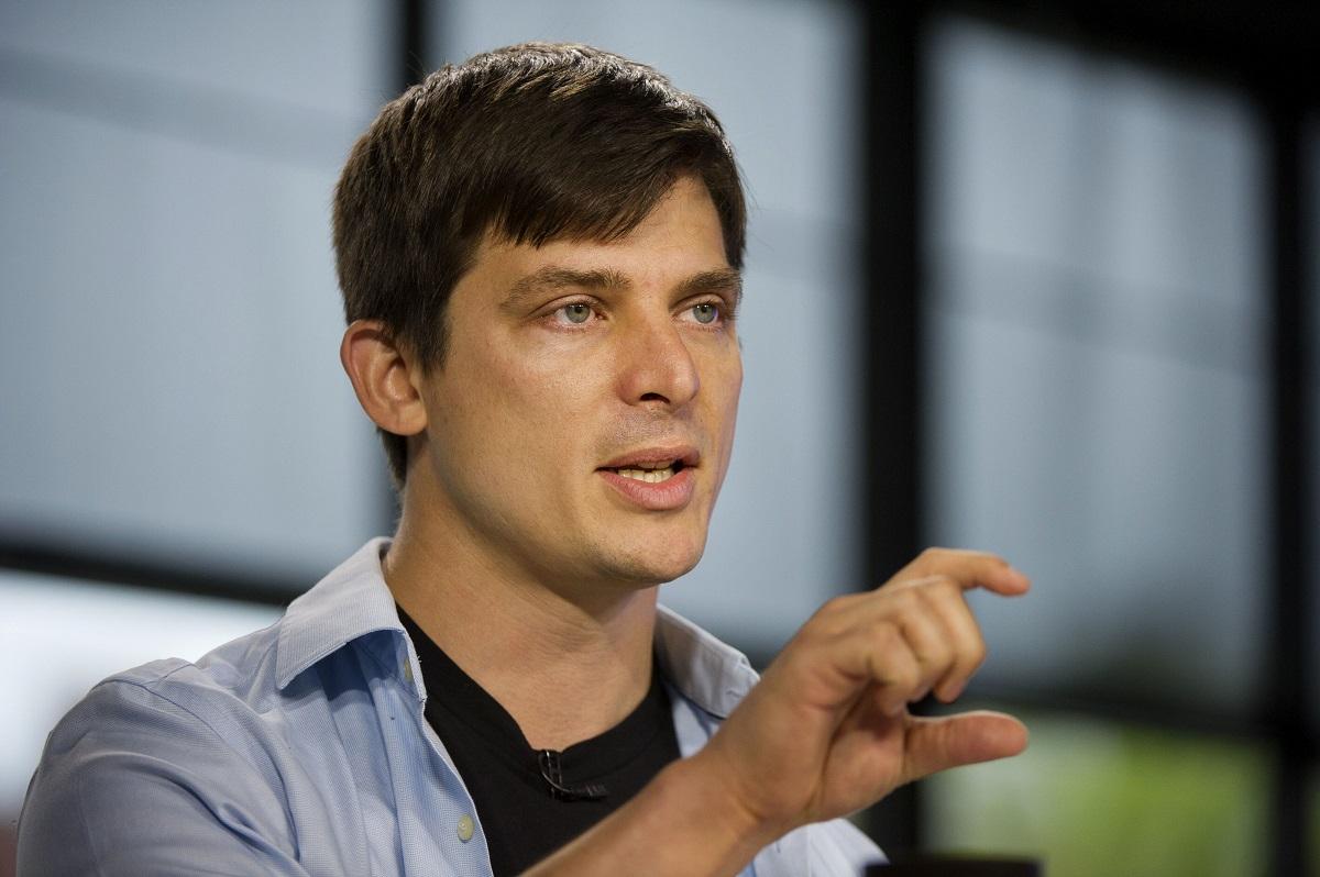 Josh Tetrick - sáng lập kiêm Giám đốc điều hành của Eat Just. Ảnh: Bloomberg.