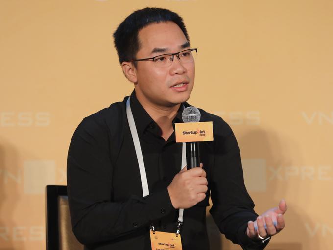 Ông Bùi Thành Đô, Founding Partner & CEO của ThinkZone Ventures . Ảnh: ThinkZone.