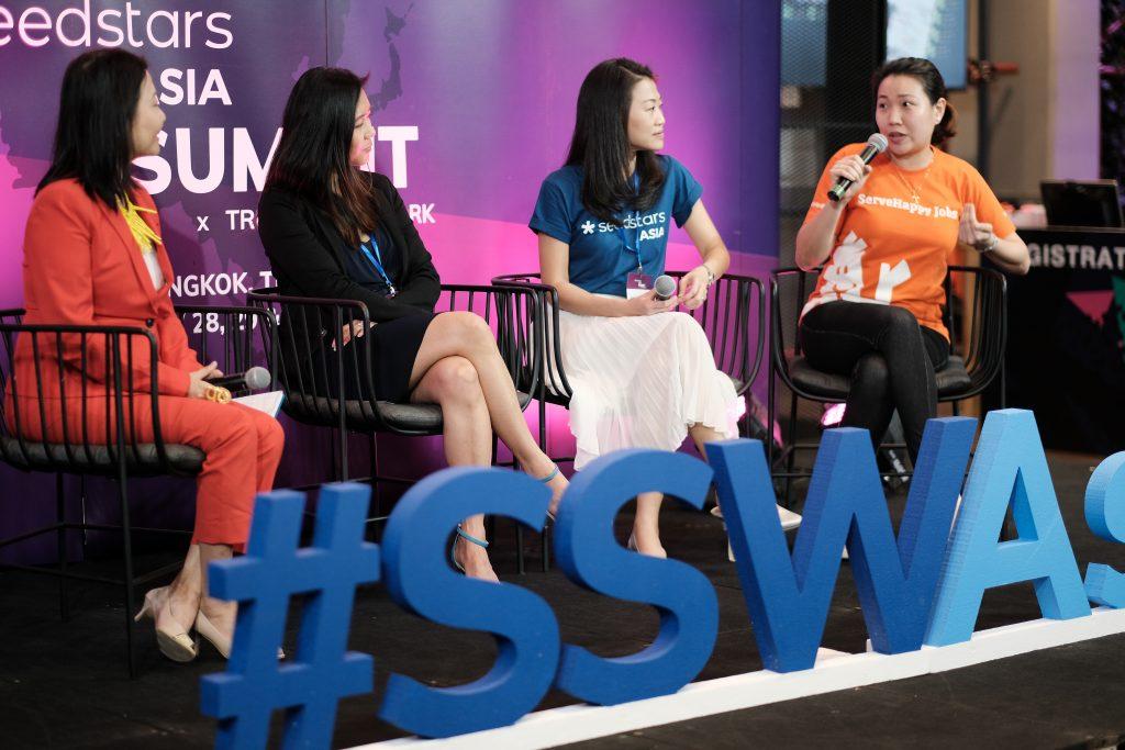 Các startup do phụ nữ sáng lập chỉ chiếm tỷ trọng nhỏ trong tổng số gọi vốn thành công tại Đông Nam Á. Ảnh: Techsauce