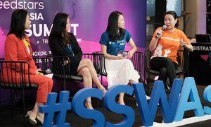 Nữ founder nhiều gặp rào cản khi kêu gọi vốn
