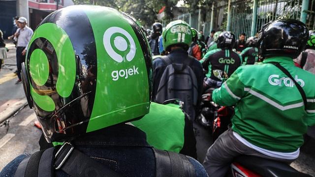 Covid-19 trở thành đòn bẩy chính cho tăng trưởng nóng của các startup công nghệ Đông Nam Á. Ảnh: Grab.