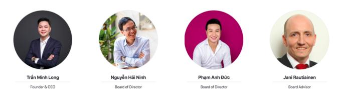 Ông Trần Minh Long, Nguyễn Hải Ninh, Phạm Anh Đức là các gương mặt Forbes 30 under 30 qua các năm