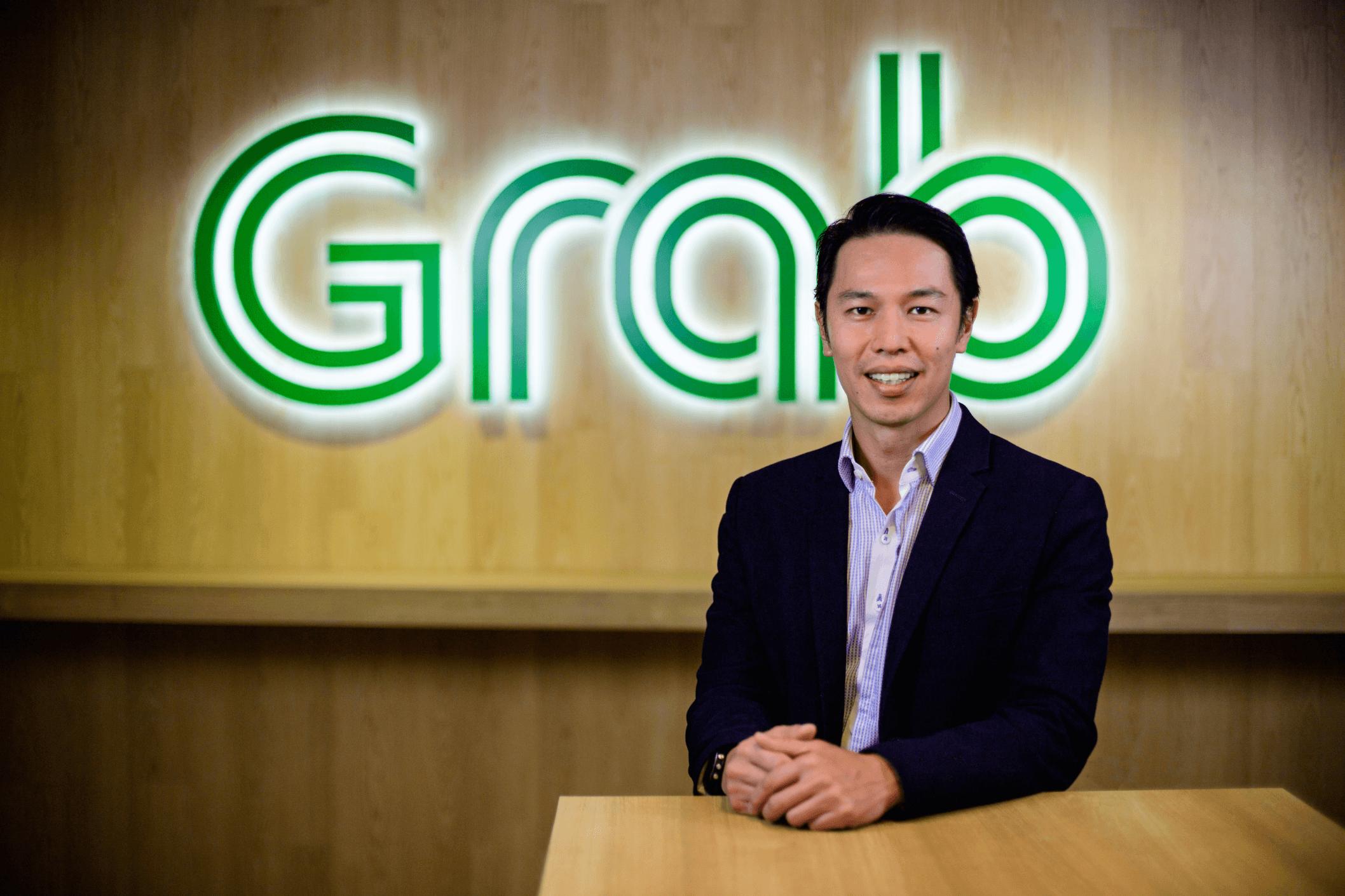 Reuben Lai, người đứng đầu Tập đoàn tài chính Grab / Tín dụng ảnh: Grab