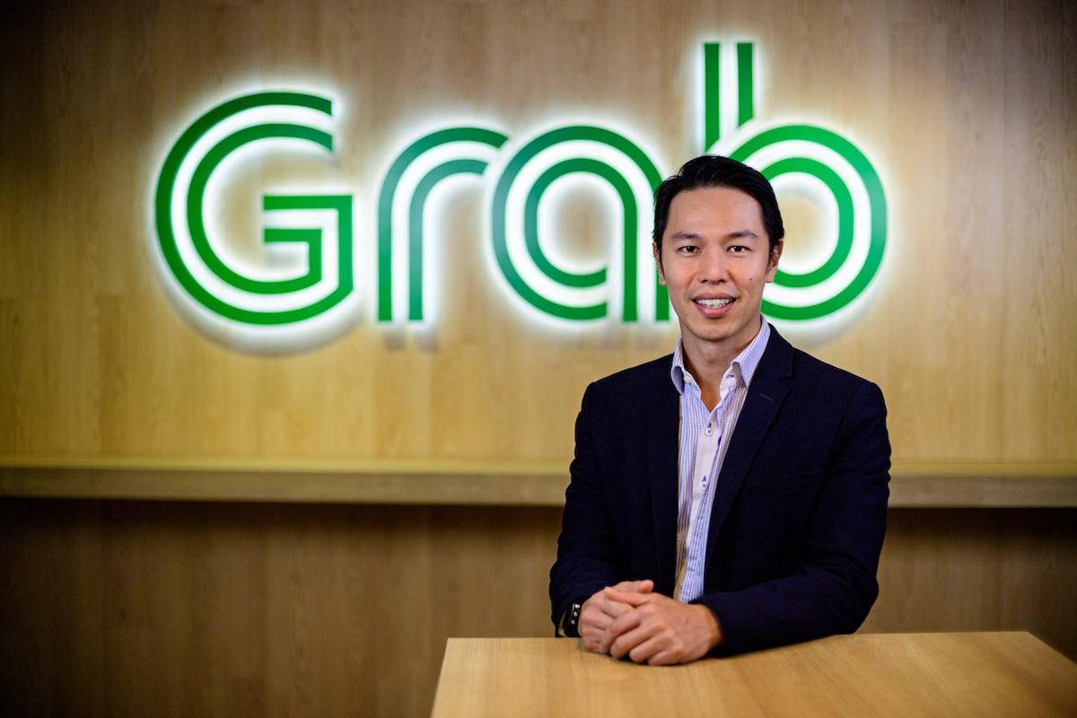 Reuben Lai, Giám đốc điều hành cao cấp của Grab Financial Group. Ảnh: Grab.