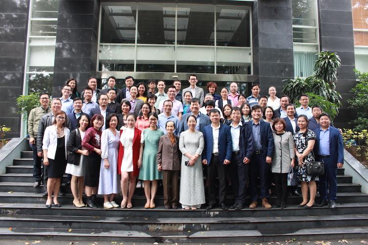 90 nhà khoa học tham gia mạng lưới LIFVietnam.