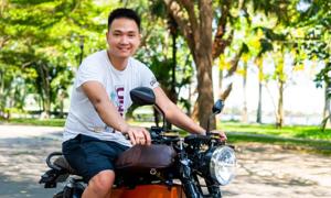 Dat Bike nhận vốn 2,6 triệu USD