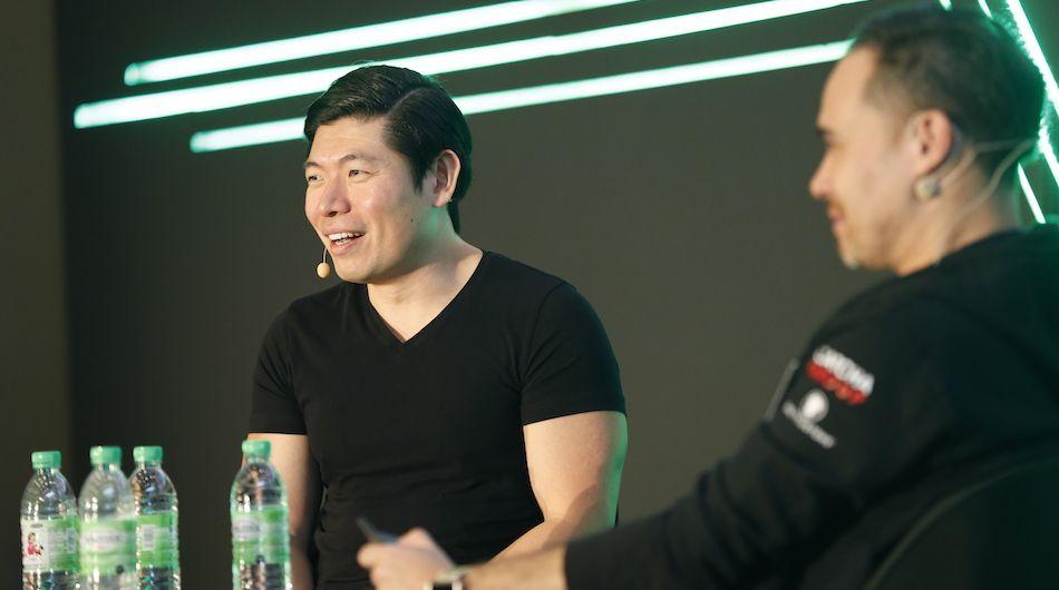 Anthony Tan, Giám đốc điều hành kiêm Đồng sáng lập Grab. Ảnh: Grab.