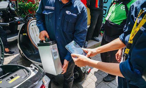 Gojek chuyển sang sử dụng xe điện từ năm 2030