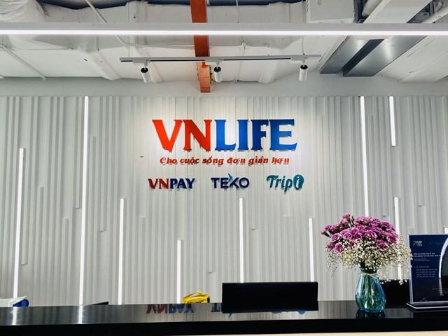 VNELIFE sở hữu nhiều mảng kinh doanh, trong đó nổi bật là VNPAY. Ảnh: