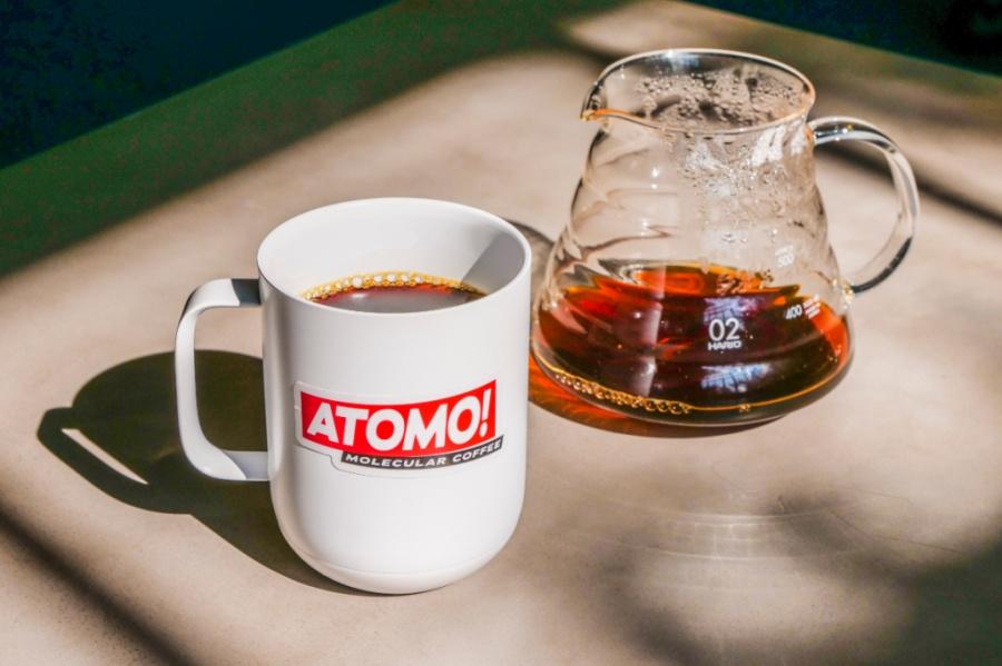 Sản phẩm cà phê nhân tạo của Amato. Ảnh: Amato.