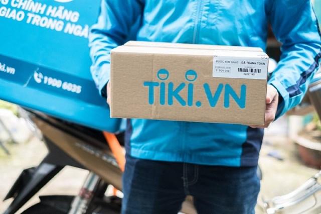 Tiki là sàn thương mại điện tử lớn thứ 2 Việt Nam sau Shopee theo