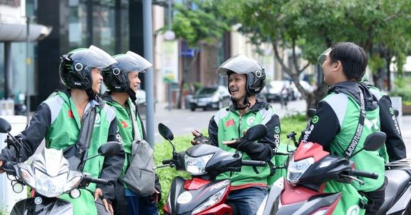 Gojek đang cạnh tranh với Grab tại Việt Nam.