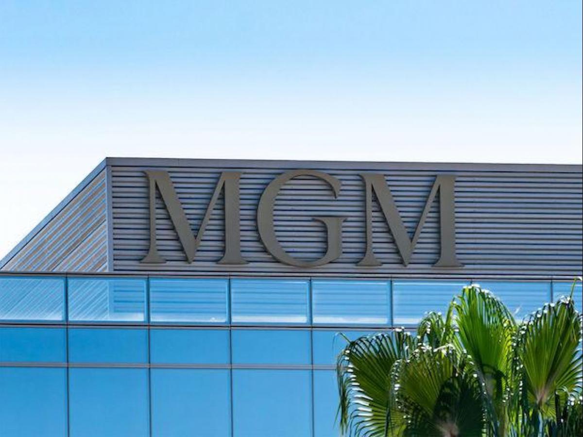 Trụ sở của MGM Studios ở Mỹ.