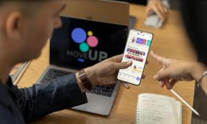 MoveUp gia tăng số lượng học viên trực tuyến
