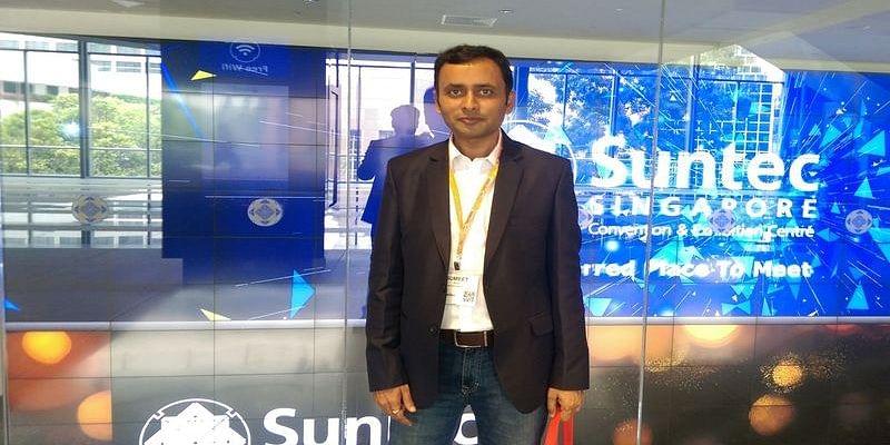 Sumeet Verma - CEO, đồng sáng lập startup giáo dục KopyKitab